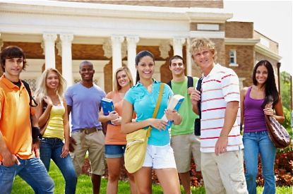 How to stay healthy and fit in college