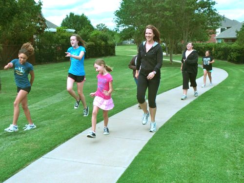 children skipping exercise - photo #24