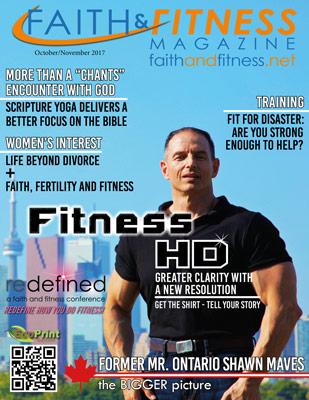 Issues - Faith & Fitness Magazine